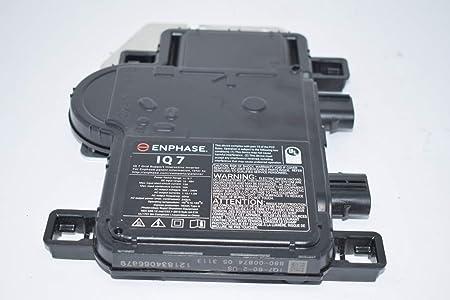 Enphase IQ7 Solar Microinverter
