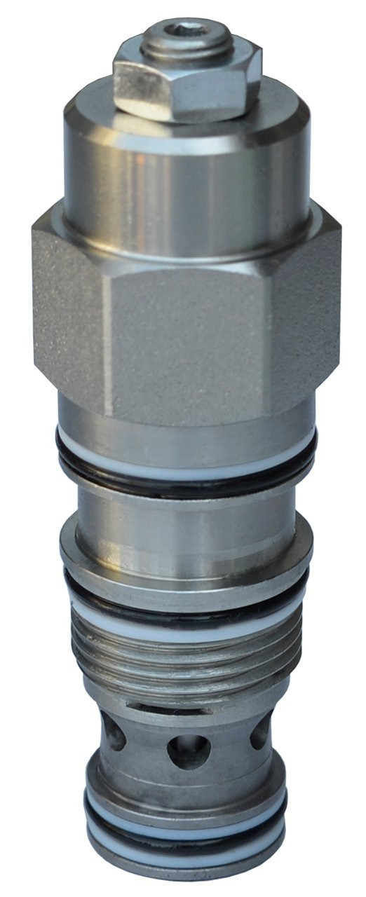 Counter Balance Valve Comparable Replacement to Sun Hydraulics CBEA-LIN