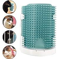 Pet Corner Pinsel Haustier Hund Katze Selbst Groomer Wand Corner Massage-Kamm-Pflegenbürste Katzen und Hunde