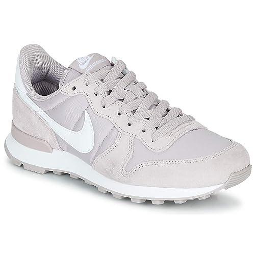 Nike Damen Sneaker Internationalist Violet AshWhite
