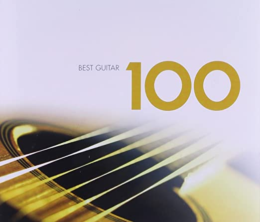 100 Best Guitar: Various Artists: Amazon.es: Música