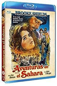 Aventuras en el Sahara BD 1983 [Blu-ray]