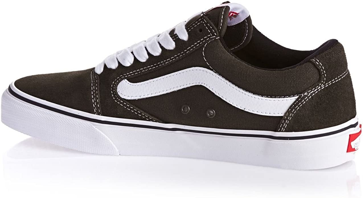 Vans TNT5 Shoes EUR 47 Coffee White: : Chaussures