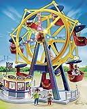 PLAYMOBIL Ferris Wheel with Lights Set