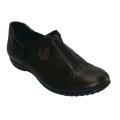 Pomares Vazquez Ouverte derrière chaussure à bout fermé largeur motif de noeud spéciale métallique taille 36 gMibQW