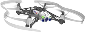 Parrot 46008BBR Airborne Cargo Mini Drone, White (Renewed)