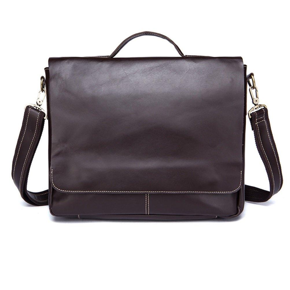 SHISHANG Herren Portable Aktentasche Vintage Herren Messenger Bag ZYXCC