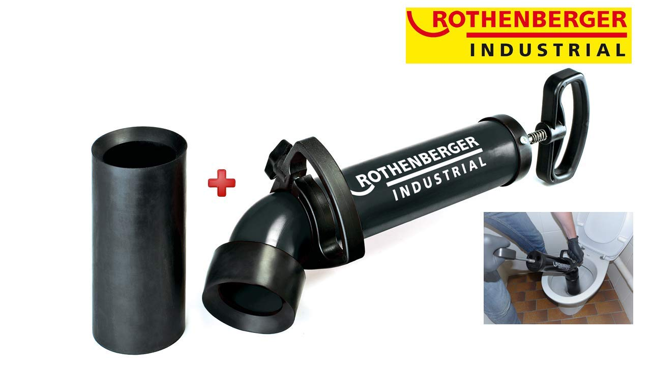 Rothenberger Industrial 1500002695 Ropump Power Suction Pressure Washer Rothenberger Industrial GmbH