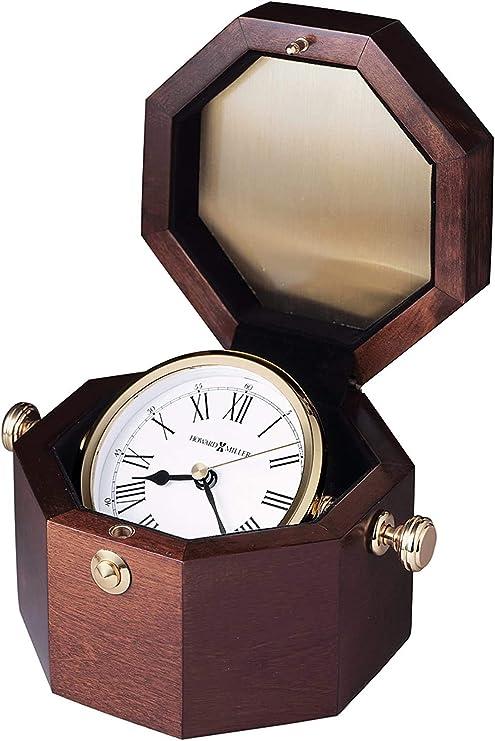 Howard Miller 645-583 Weatherton Weather /& Maritime Table Clock