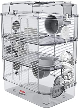 big discount the best price reduced Zolux Cage pour Hamster, Souris, Gerbille ''RODY 3'' Trio