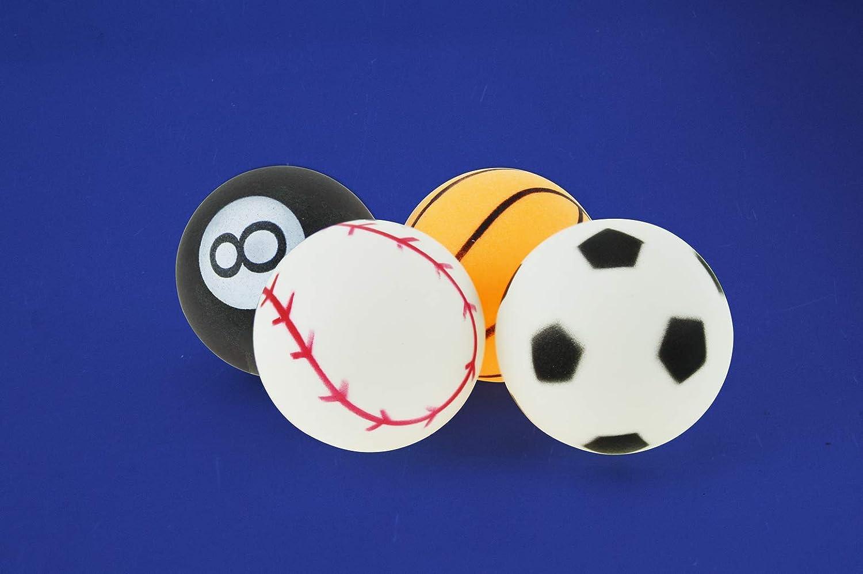 JOOLA - Juego de Pelotas de Tenis de Mesa (40 mm, Calidad de Entrenamiento de 3 Estrellas): Amazon.es: Deportes y aire libre