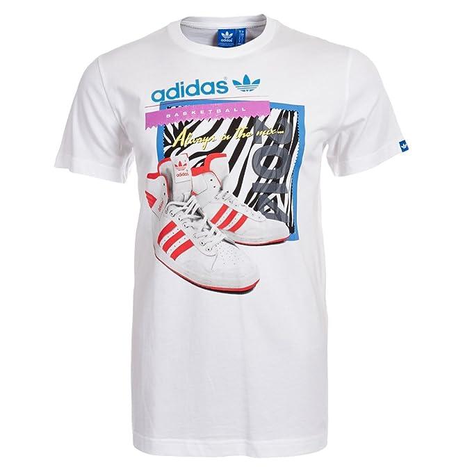82d387a1e60eb adidas Originals G - Camiseta con texto en inglés  quot Always in the  mix quot