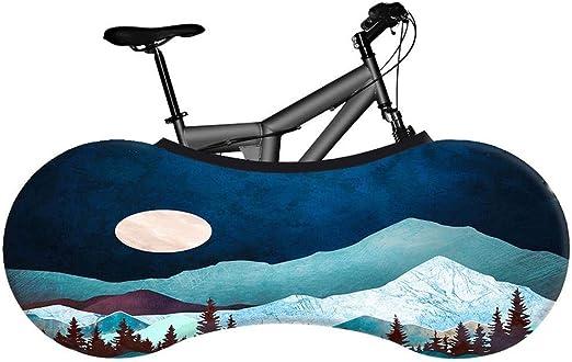 JINGLU Funda Bicicleta Decorativas, Funda Bici para Interiores ...