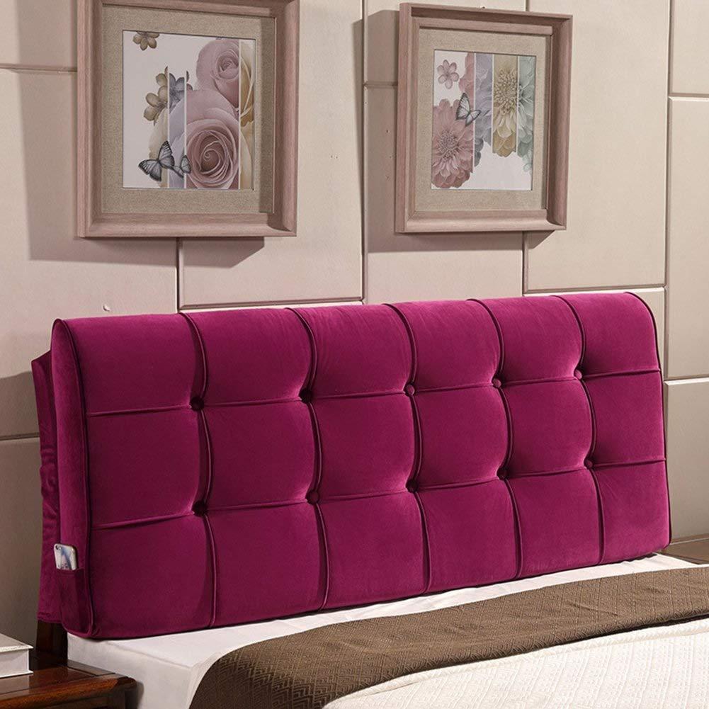 10の流行色のラウンジまたはパレット家具のためのベッドのソファーのクッションのためのあと振れ止め (Color : No headboard 10, Size : 150x58x10cm) B07TF95TN1