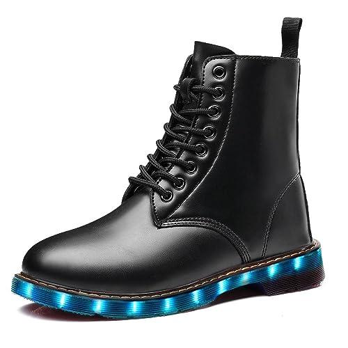 bebé Calidad superior precios de liquidación LeKuni Zapatillas con luces Zapatos LED Unisex Zapatos de ...