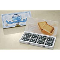 Shiroi Koibito Langue de Chat cookie & White Chocolate 24 Pieces/Box Shipping From SAPPORO [HOKKAIDO]