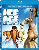 Ice Age: The Meltdown Blu-ray Triple Play w/ Family Icons Oring