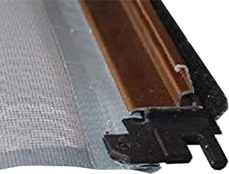 Recambio de tela de red mosquitera enrollable para bolsillo, barra, fabricada a medida, fabricado en Italia