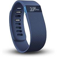 Fitbit Charge 智能手环 自动睡眠记录 来电显示 运动蓝牙手表计步器 FB404BKL-CN