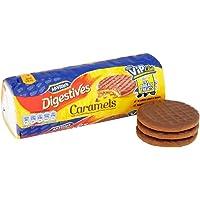 McVities Milk Chocolate Caramel Digestives 300g