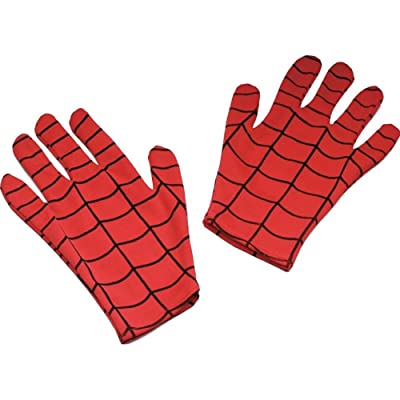 Disguise Marvel Spider-Man Child Gloves Costume Accessory, One Size Child: Toys & Games