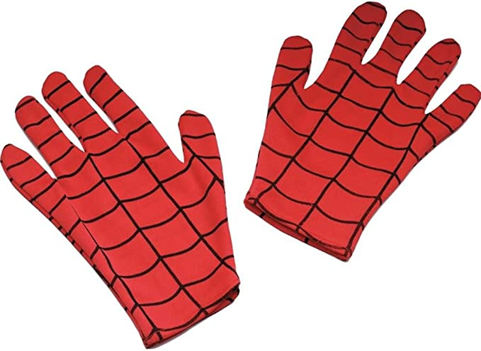 One Size Marvel Boys Spider-Man Homecoming 3-In-1 Cold Weather Gloves