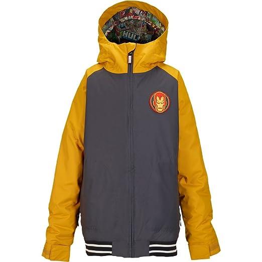7b1b27c63 Amazon.com : Burton Game Day Snowboard Jacket Kid's : Sports & Outdoors
