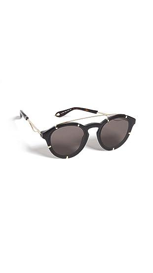 5dff2c378c5 Givenchy GV7088 S 2M2 Black Gold GV7088 S Round Sunglasses Lens Category 3  Si  Amazon.co.uk  Clothing