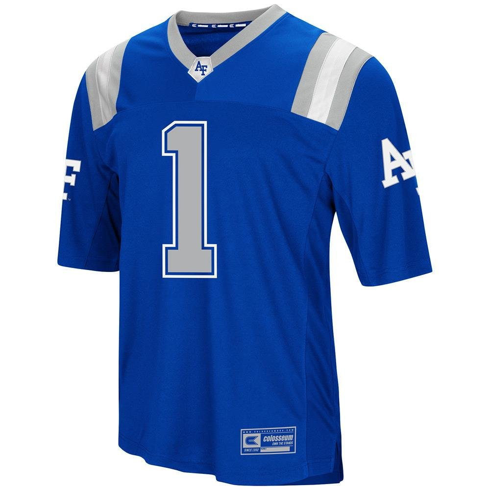 ColosseumメンズAir Force Falcons Football Jersey Small  B07DWJZHXV