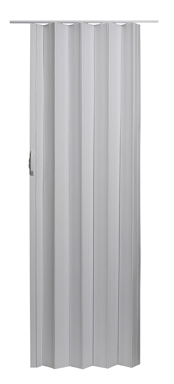 """Spectrum VS3280H Via 24"""" to 36"""" x 80"""" Accordion Folding Door, White"""