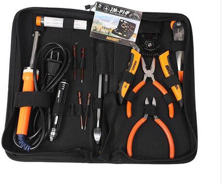 14Pcs Repair Tools Kit for DJI Phantom 4 Helicoper UAV Glider Electronic Maintenance Tools Set