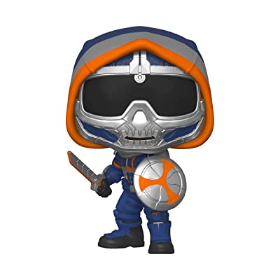 Funko Pop! Marvel: Black Widow – Taskmaster with Shield: Toys & Games