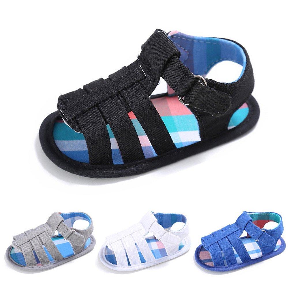 Toddler Newborn Sandals, CoKate Baby Toddler Boy Girls Summer Hollow Sandals First Walker Shoes