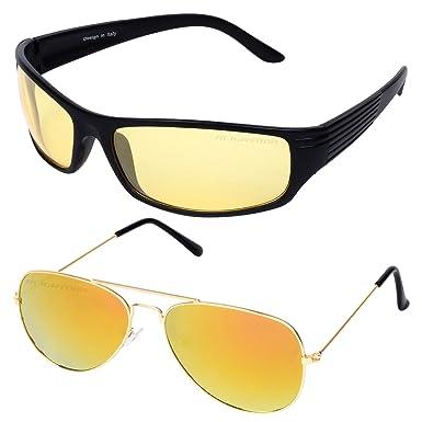 d8b3275a36 Criba Anti-Reflective Aviator Unisex Sunglasses - (258741