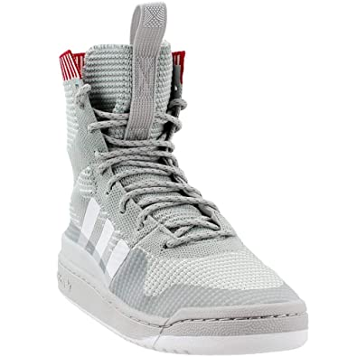 cheap for discount 88800 5abf0 Amazon.com   adidas Mens Forum Winter Primeknit Casual Athletic   Sneakers    Shoes