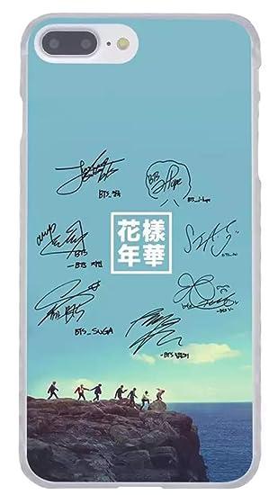 Amazon com: LLM BTS Kpop Bangtan Boys Band Korean Signature Sign