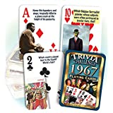 Flickback 1967 Trivia Playing Cards: 50th Birthday or Anniversary Gift