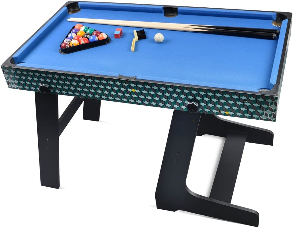 Win.max 3.5Ft Deluxe 5 en 1 mesa de juego plegable tabla de tenis ...