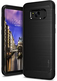 Ringke Funda Samsung Galaxy S8 2017, [Onyx] [Gran Resistencia] Carcasa Protectora