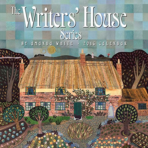 The Writers' House Series 2016 Wall Calendar