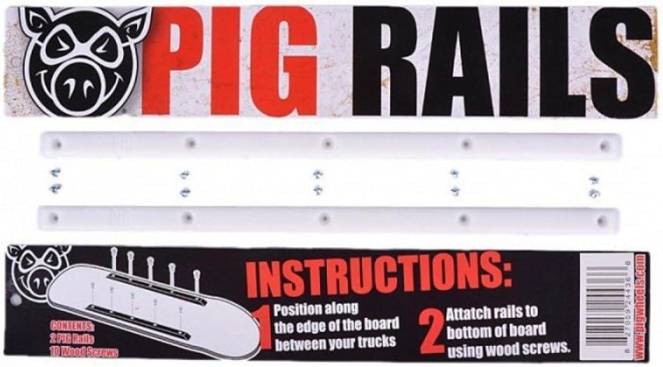 Pig Rails White