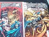 superman batman vs vampires werewolves issues 1 2