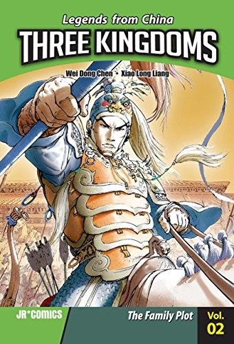 Three Kingdoms Volume 02: The Family Plot