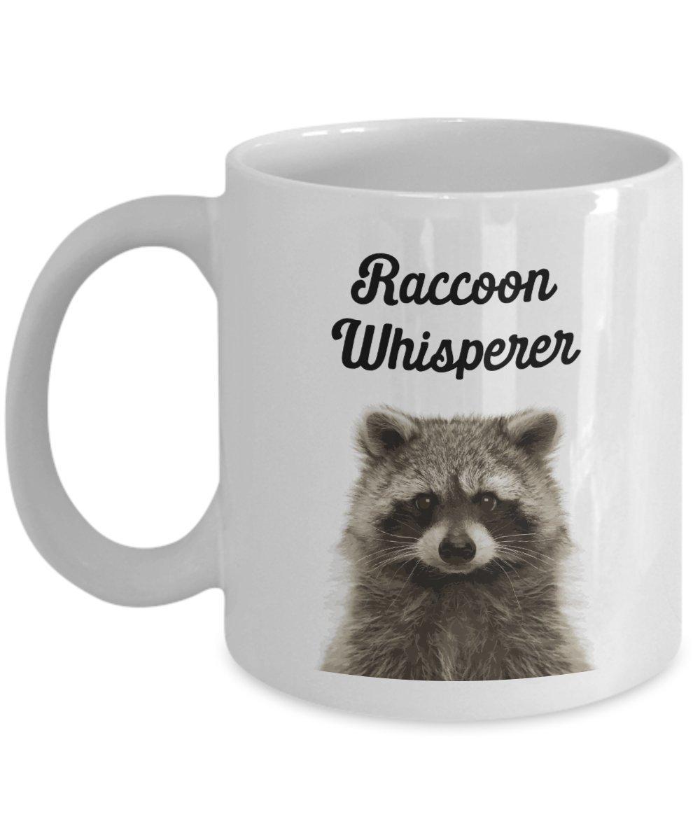 Waschbär 201811p Tasse – Funny Tee Hot Cocoa Kaffeetasse – Neuheit ...