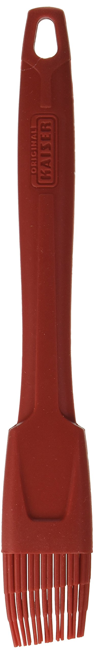 Kaiser 686028'' Kaiserflex Basting & Pastry Brush, Red