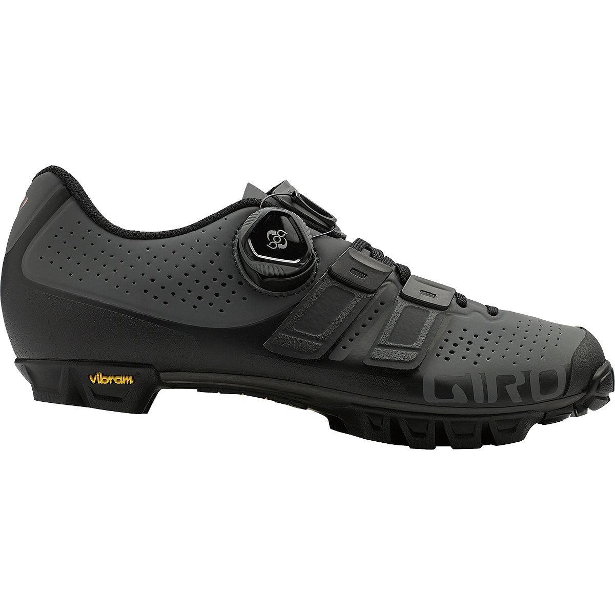 Giro SICA Techlace Cycling Shoe - Women's Dark Shadow/Black, 37.0