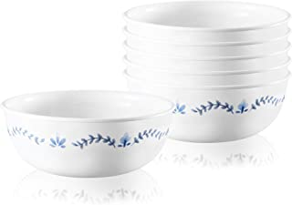 product image for Corelle Chip Resistant Soup and Cereal Bowls, 6-Piece, Portofino
