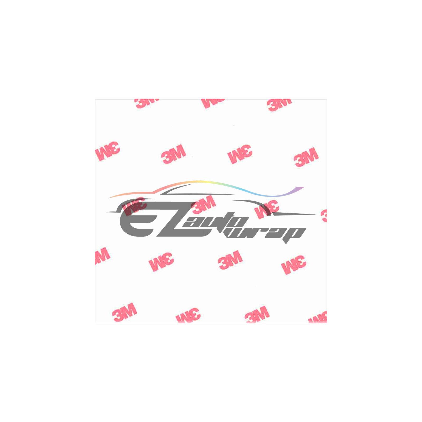 EZAUTOWRAP 4PCs 3M Scotchguard Clear Door Cup Handle Paint Scratch Protection Guard Film Bra Vinyl Style 1 by EZAUTOWRAP (Image #4)