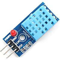 xcluma Dht11 Digital Relative Humidity & Temperature Sensor Module For Arduino