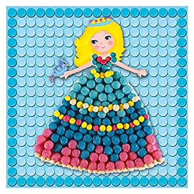 Playmais 80.160178 Mosaic Dream Princess - Multicolour: Toys & Games